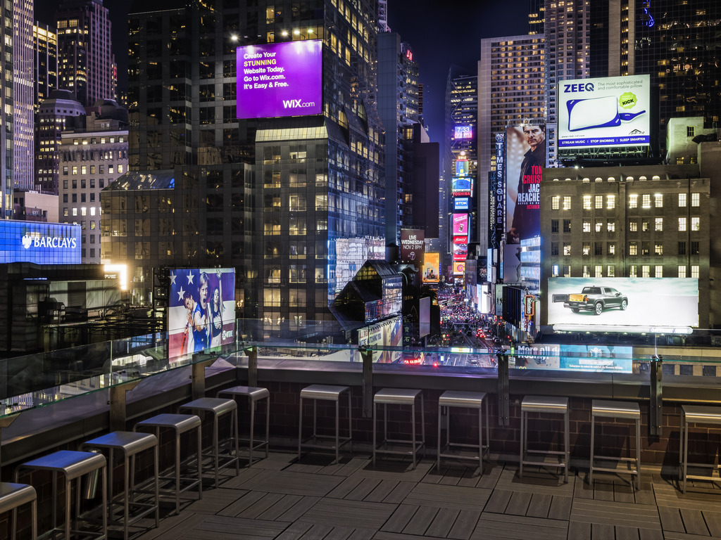 Albergo York Hotel In New York City Novotel New York Times Square