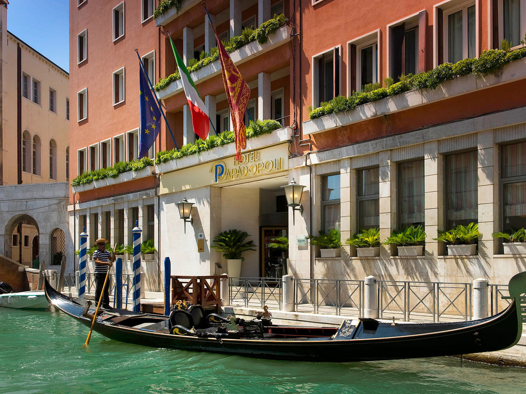 Venice Venedig Papadopoli Venice Hotel Mgallery Collection
