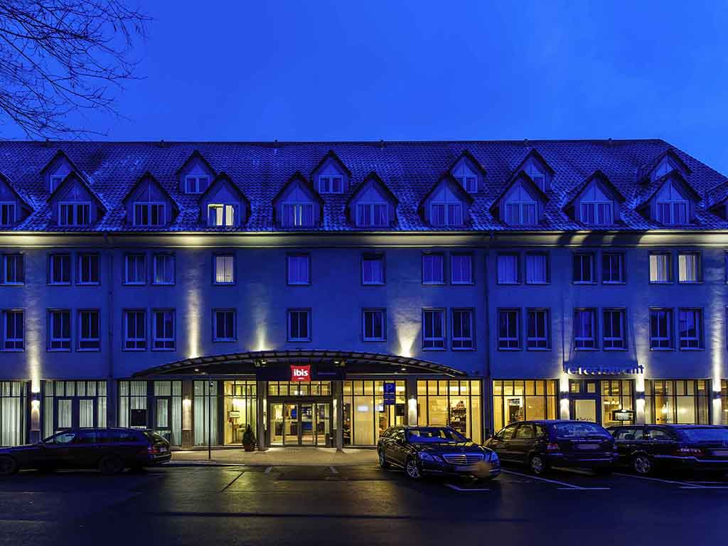 Erfurt Berlin Bus Hotel Ibis Erfurt Altstadt Book Online Now Secure Parking