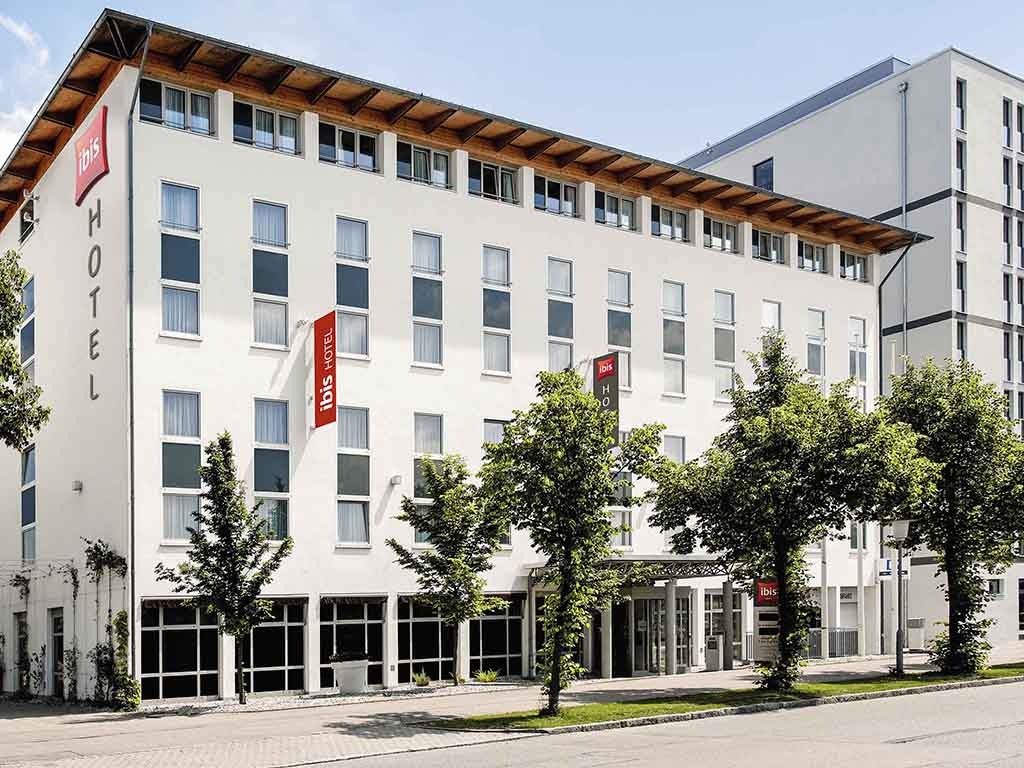 Hotel One Garching Economy Hotel München Garching Ibis Accor Accorhotels
