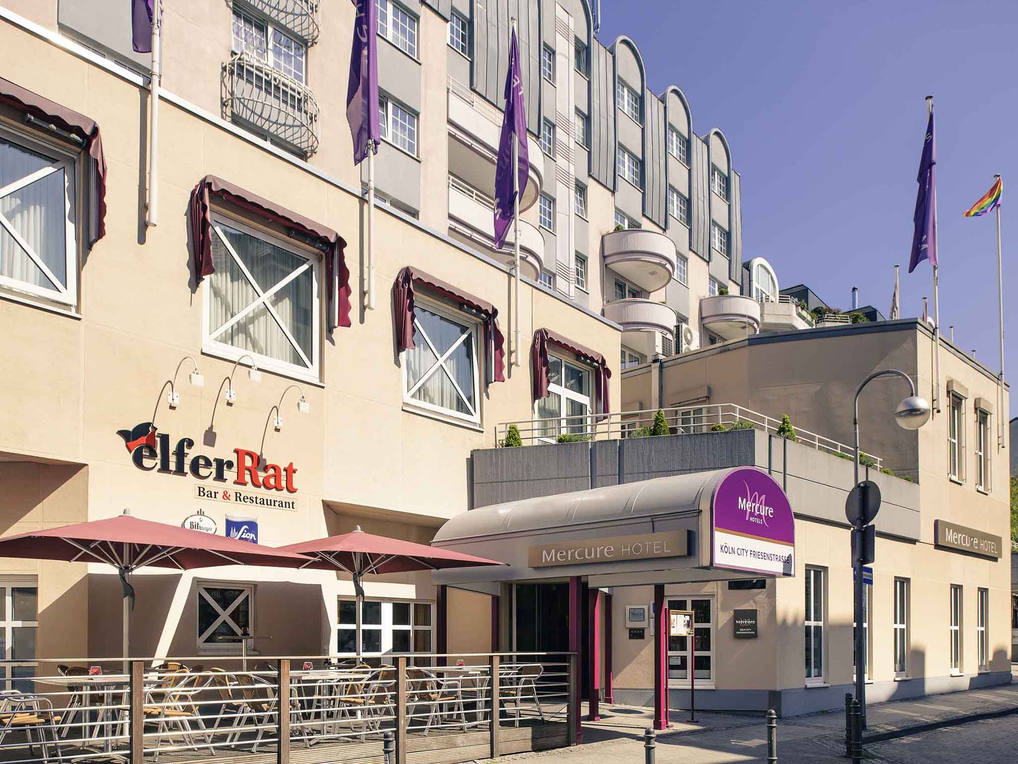 Tivoli Hotel Check Ud Mercure Hotel Cologne City Friesenstrasse Book Online Now