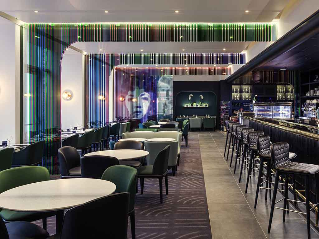 Dejeuner En Terrasse Paris Le 16.9e Boulogne Billancourt - Restaurants By Accorhotels