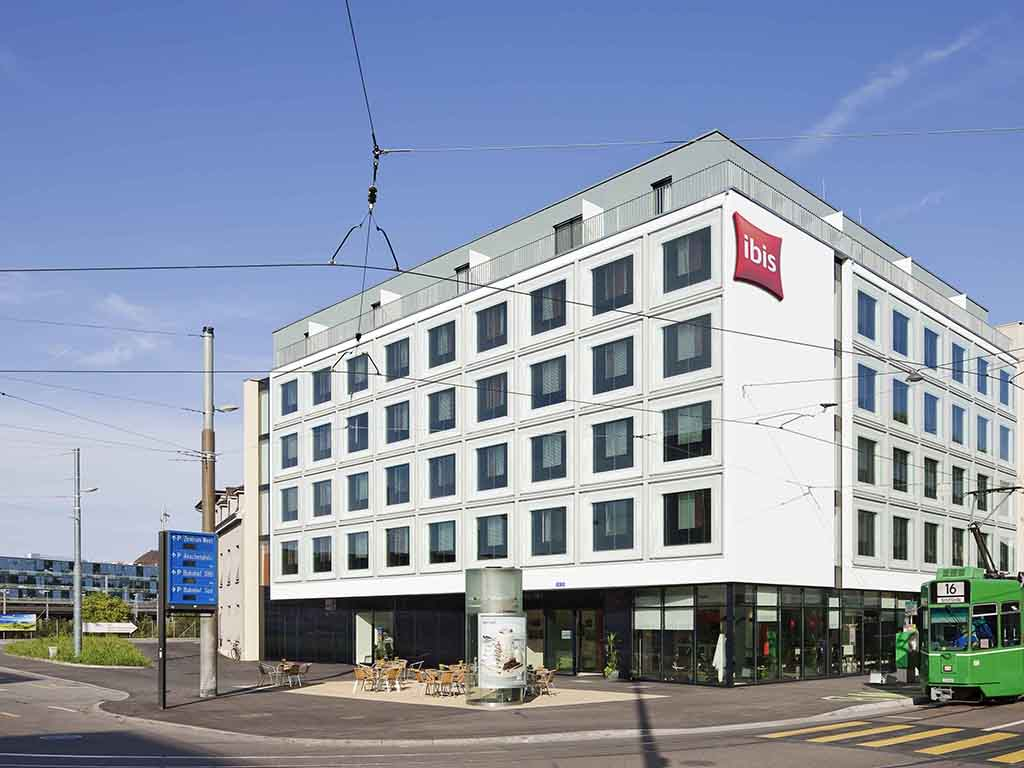 Hotel Pas Cher Mulhouse Hotel Pas Cher Bale Ibis Styles Basel City