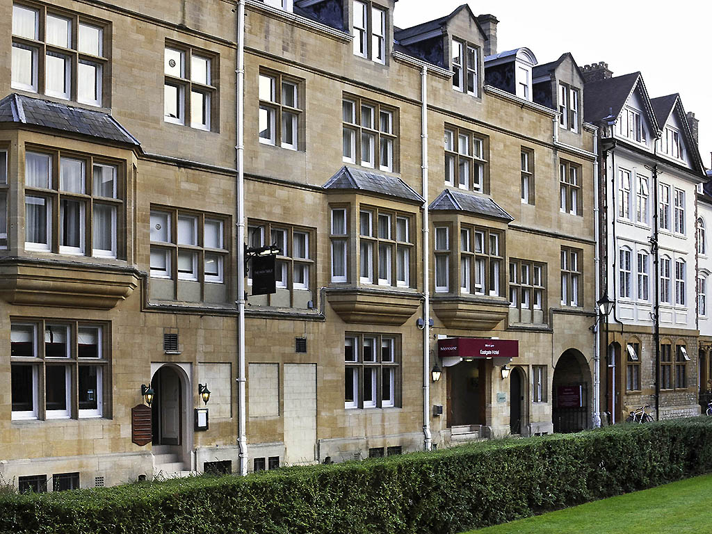 Bed And Breakfast Near Oxford Mercure Oxford Eastgate Hotel 4 Star Hotel