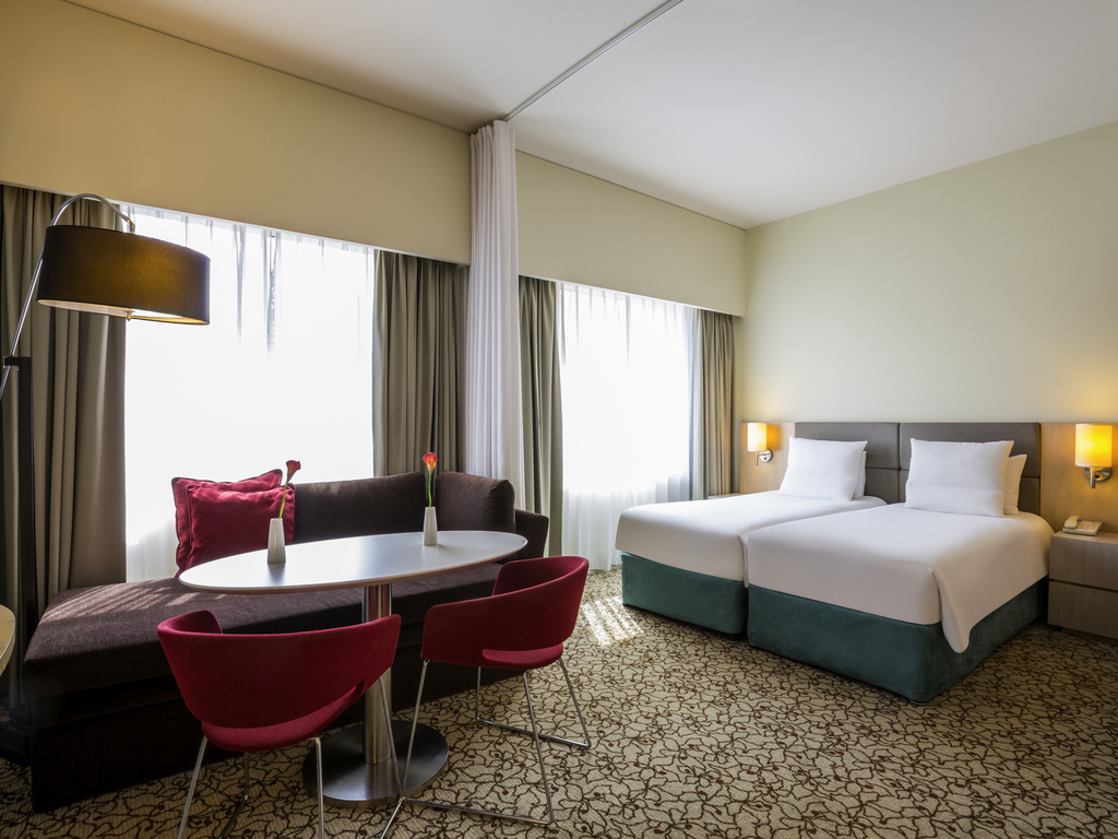 Novotel Suites Mall Of The Emirates Hotel Accorhotels All