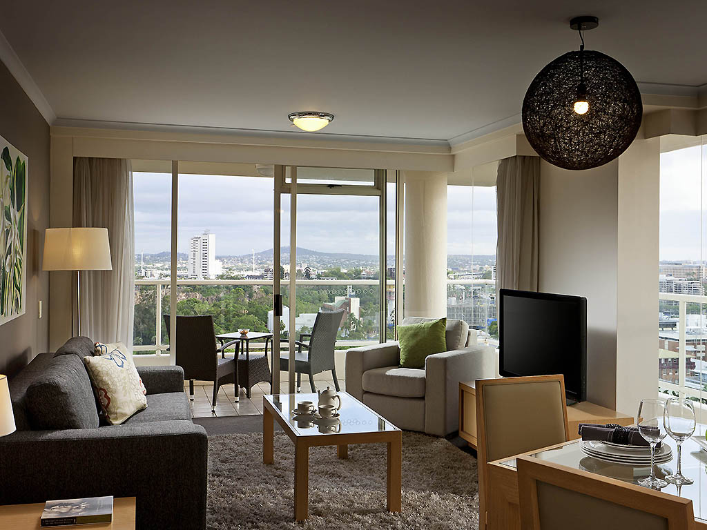 1 Bedroom Apartment Brisbane The Sebel Quay West Brisbane Accorhotels