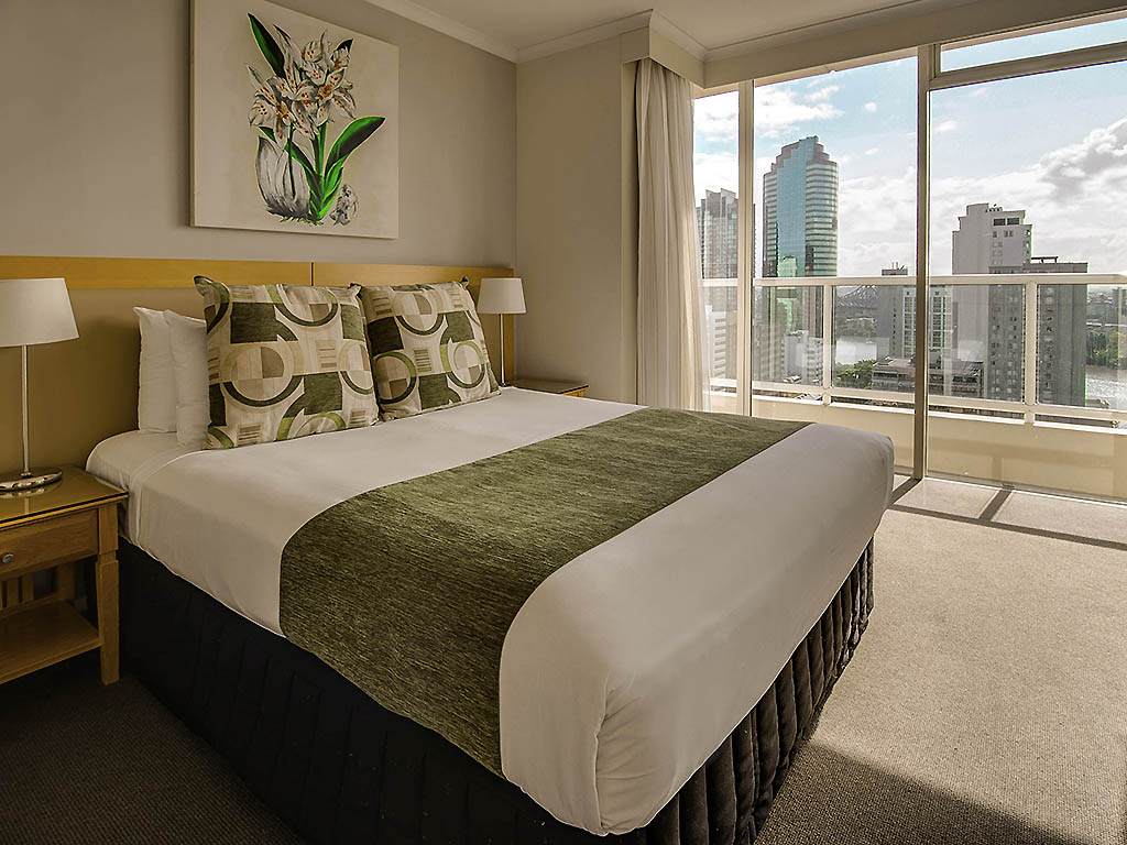2 Bedroom Apartment Brisbane Hotell I Brisbane Quay West Suites Brisbane