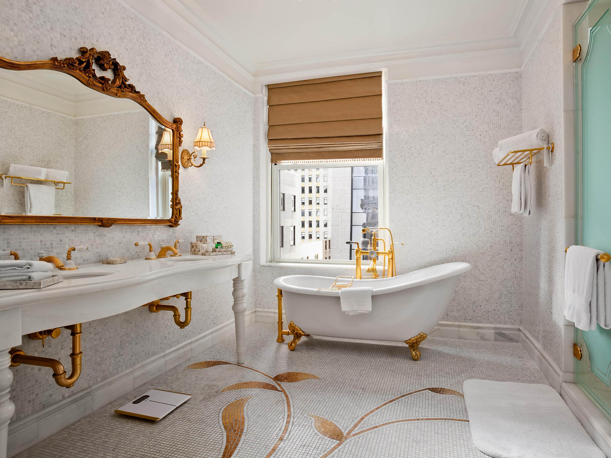 Badezimmer Set London Hotel In New York The Plaza A Fairmont Managed Hotel