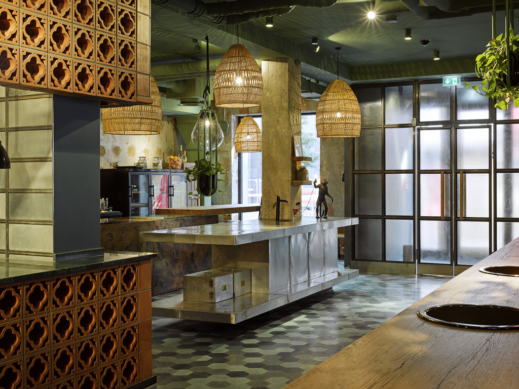 Gourmet Küche Frankfurt Bar Shuka Frankfurt Restaurants By Accor