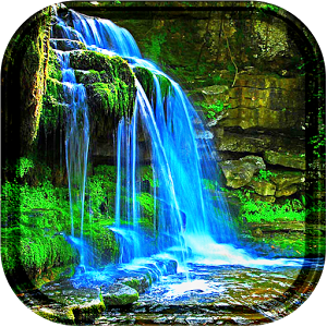 4D Waterfall Live Wallpaper - Android Informer. The most beautiful 4D Waterfall, hottest photos ...