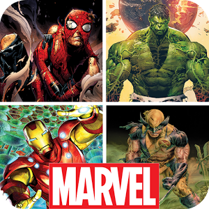 Marvel Heroes Live Wallpaper - Android Informer. Prepare to experience the marvelous might of ...