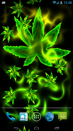 Weed Live Wallpaper Free Download - lwp.weedhd