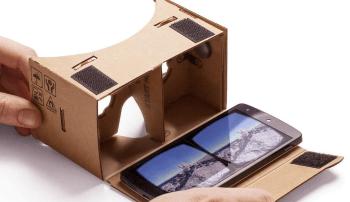 VR szemüveg házilag