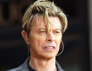 Older David Bowie