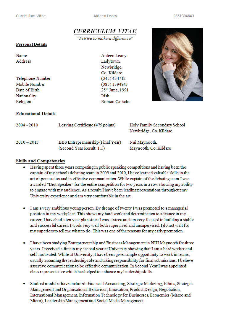 Make Me A Resume. make me a resume for free,references are up to ...