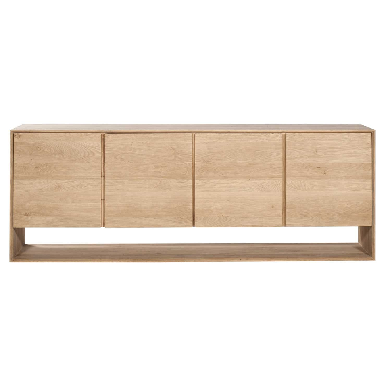 Side Board Ethnicraft Oak Nordic Sideboard