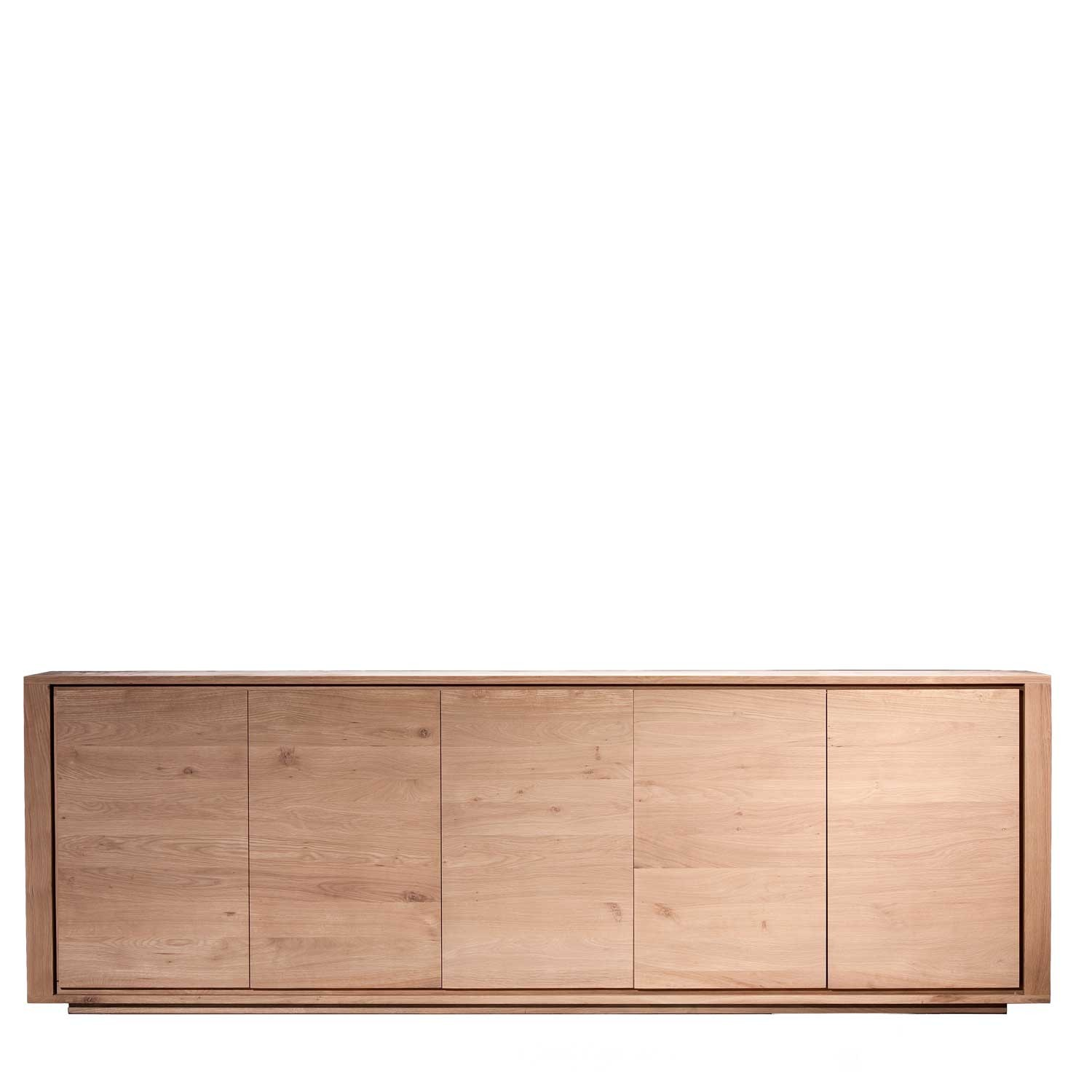 Sideboard 250 Cm Ethnicraft Shadow Oak Sideboards