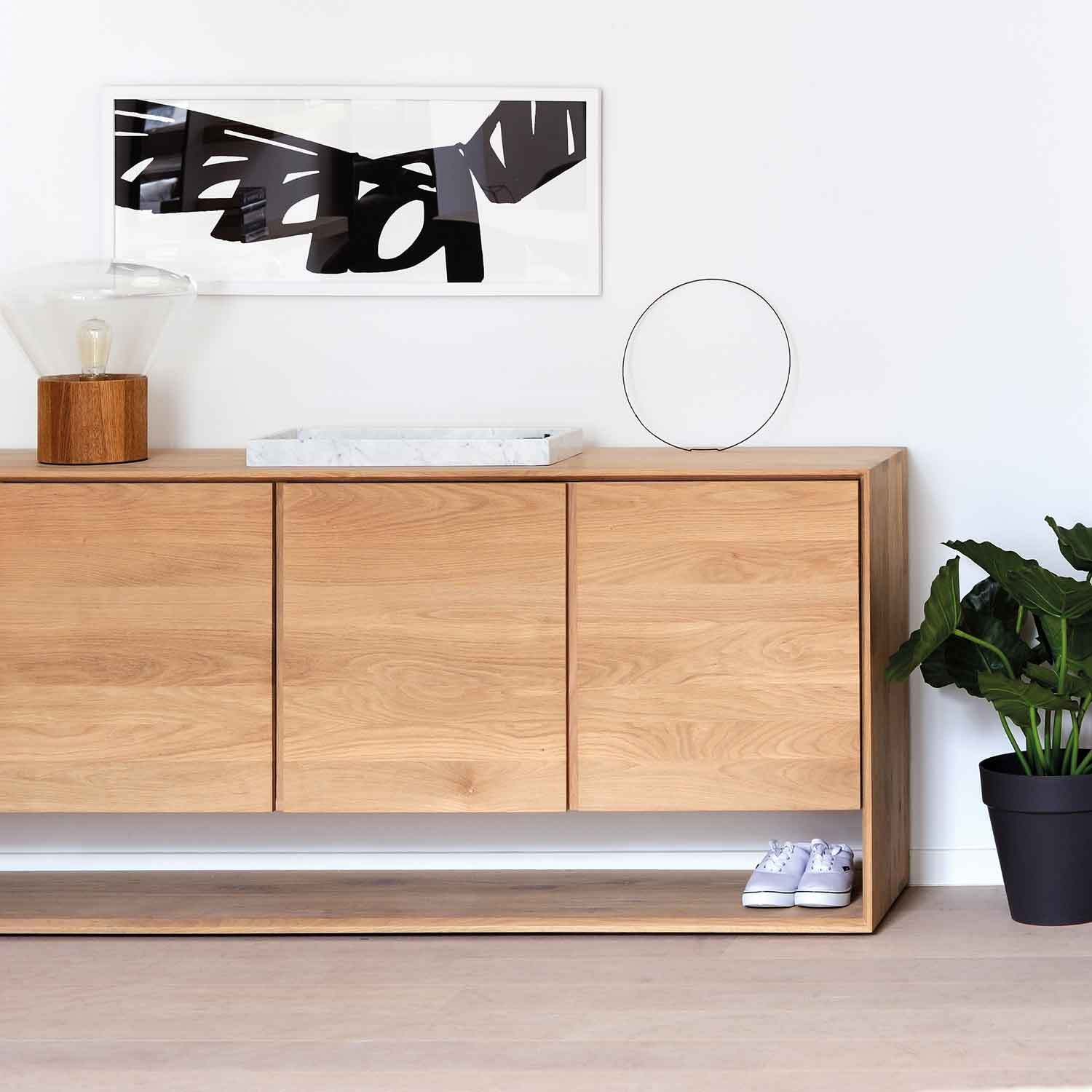 Sideboard Bilder Ethnicraft Oak Nordic Sideboards