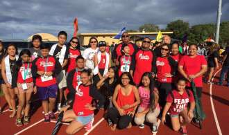 AIJMS Attends 40th Annual Special Olympics Track & Field