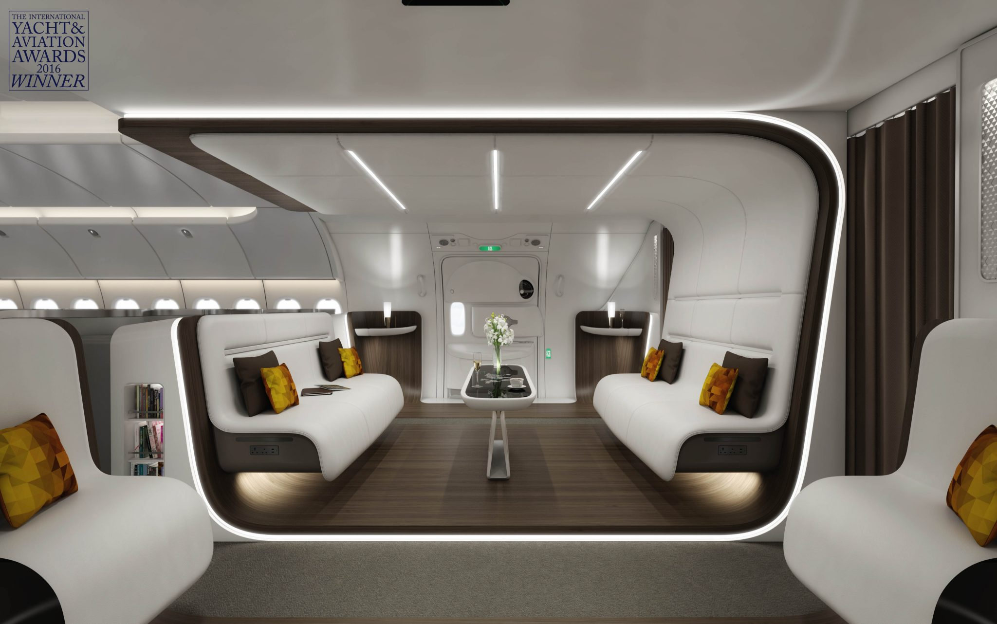 Design Interieur Concept Aim Altitude Aircraft Cabin Interiors Design And Manufacturing