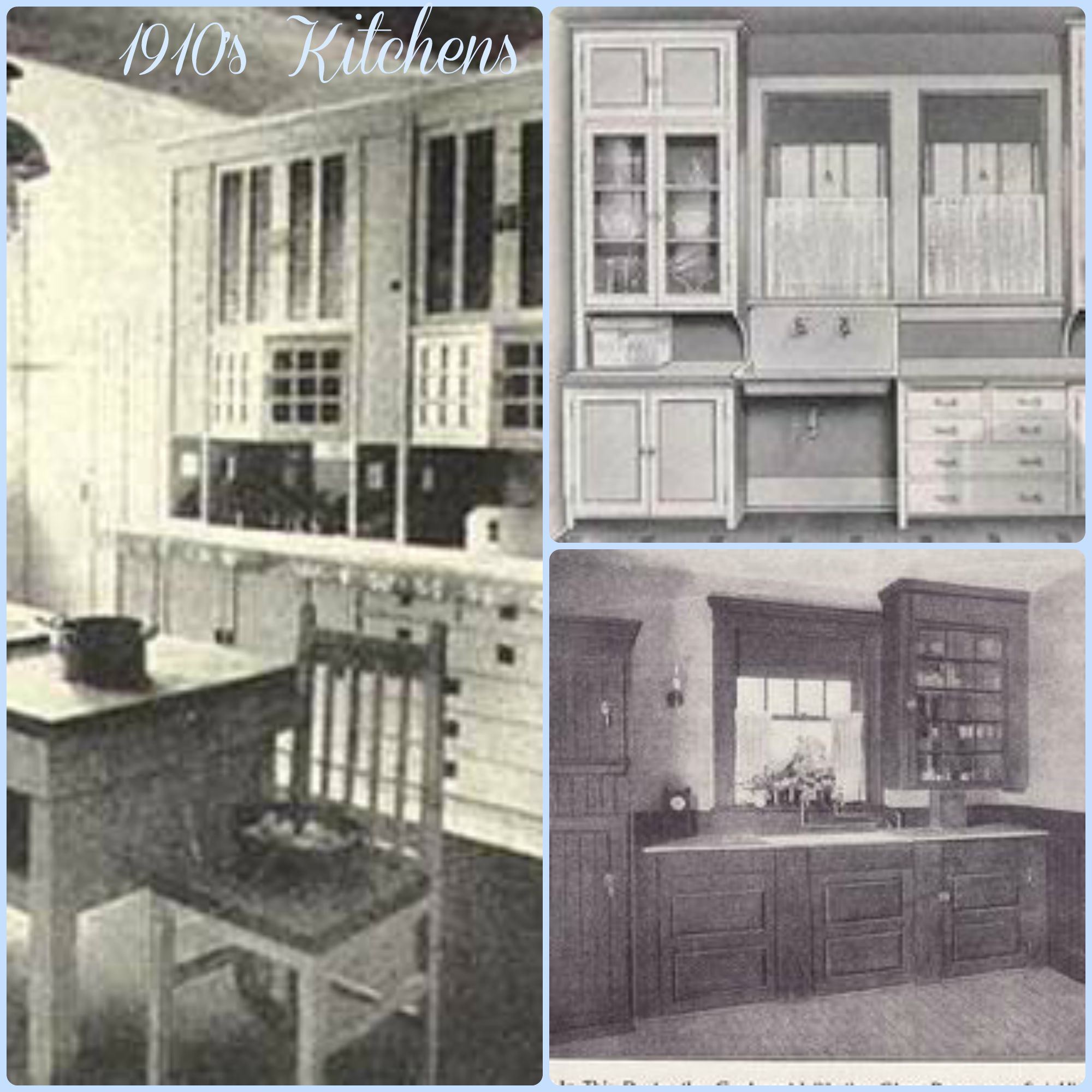 Vintage Kitchen Design A Sampling Of Vintage Kitchens Aimee 39s Victorian Armoire