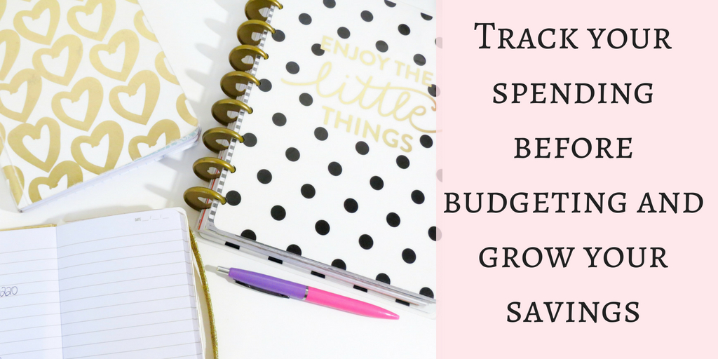 How to grow your wealth by tracking your expenses - Aimingthedreams