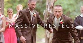 Pai Interrompe Casamento e Chama Padrasto da Filha para a Levar ao Altar