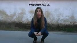"""""""Nada nem ninguém nos pode separar"""" (#VideoDaPaula)"""