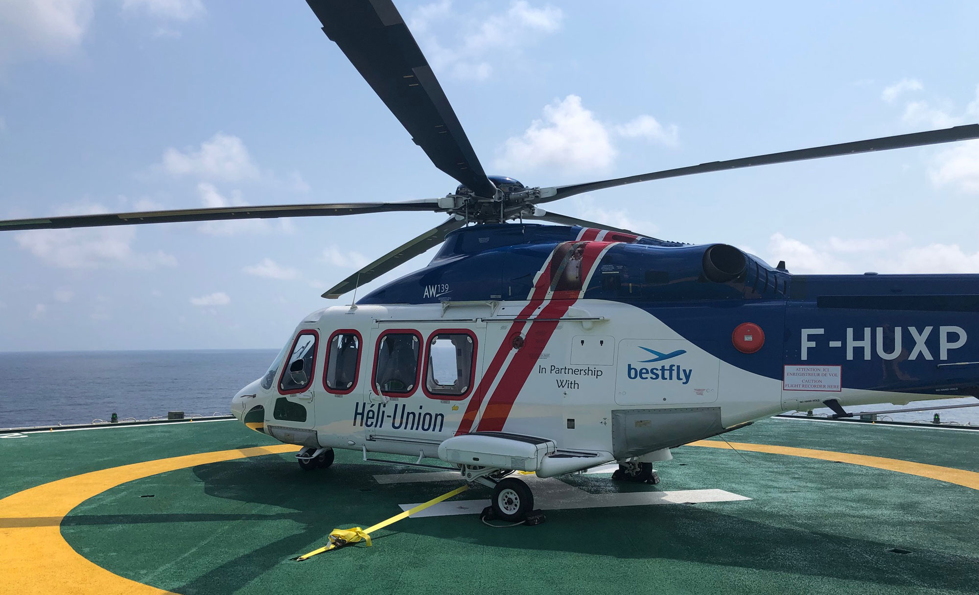 Vol Charter Bestfly Expands Into Rotary Charter Market With Aw139s Business
