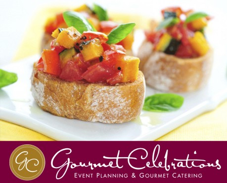 Gourmet Celebrations sister company dedicated to social, wedding and corporate event fine catering.