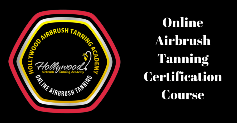 Online Airbrush Tanning Course image