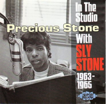 Sly Stone In the Studio