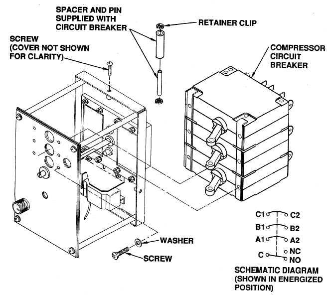 ac compressor circuit breaker