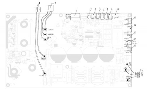 mini split piping diagram