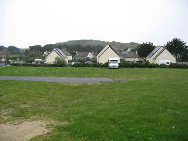 Aire Camping Car Info 50 - Siouville Hague - Photos - Aires Service - Camping