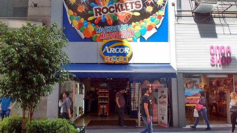 Arcor Center, o parau00edso dos doces no microcentro : Aires Buenos ...