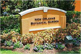 New Orleans Botanical Garden