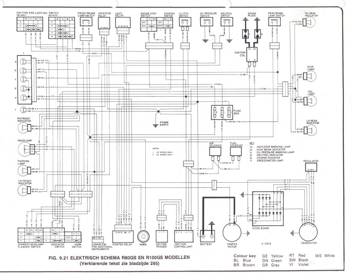 audi tt wiring schematic