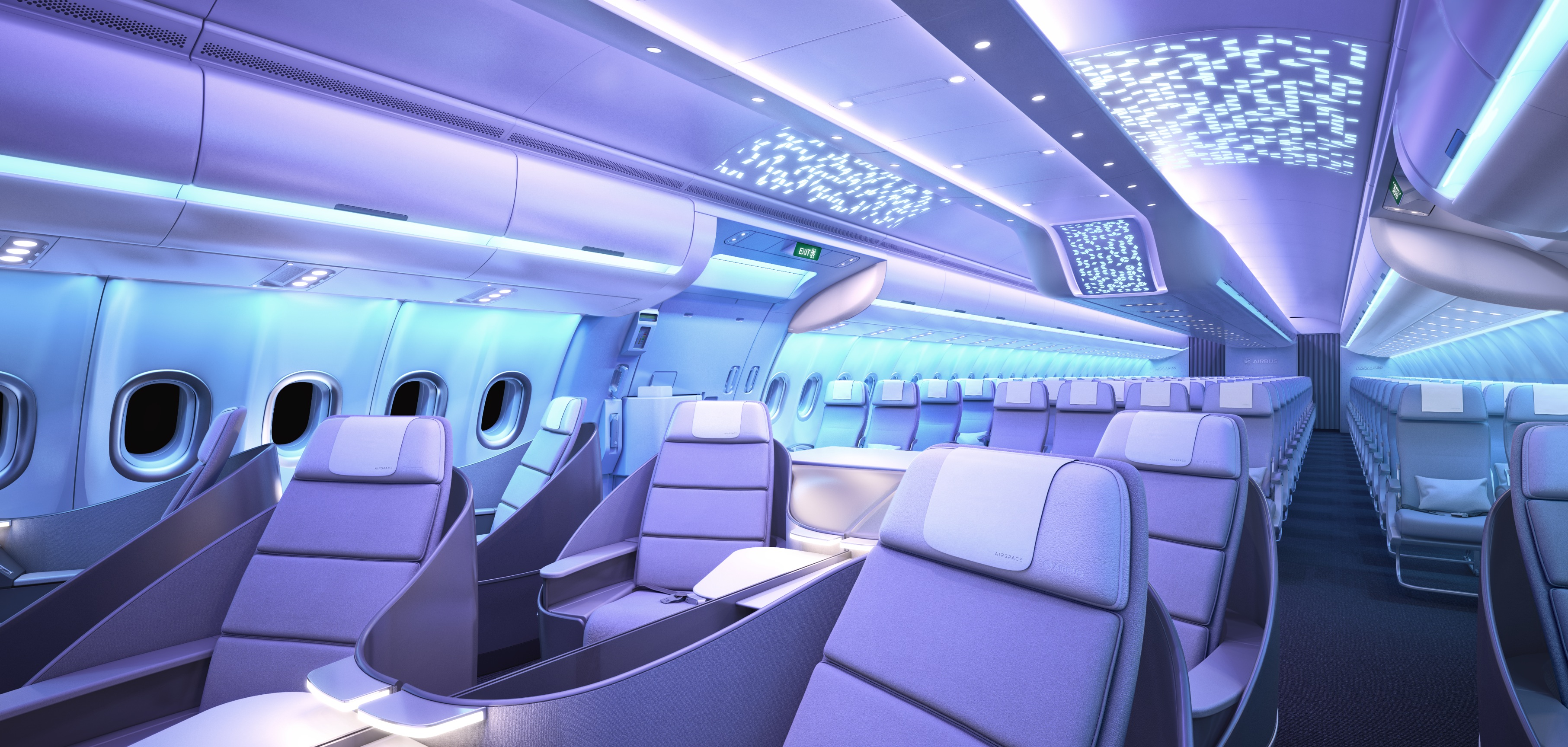 Interieur D'un Avion Xl Airways An Airbus Success Story 10 000 Aircraft And Continual Growth