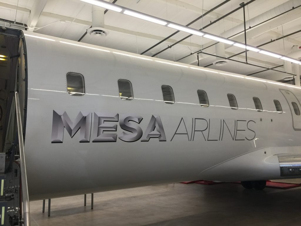 Mesa Airlines Inside The Regionals A Look Inside Mesa Airlines Headquarters