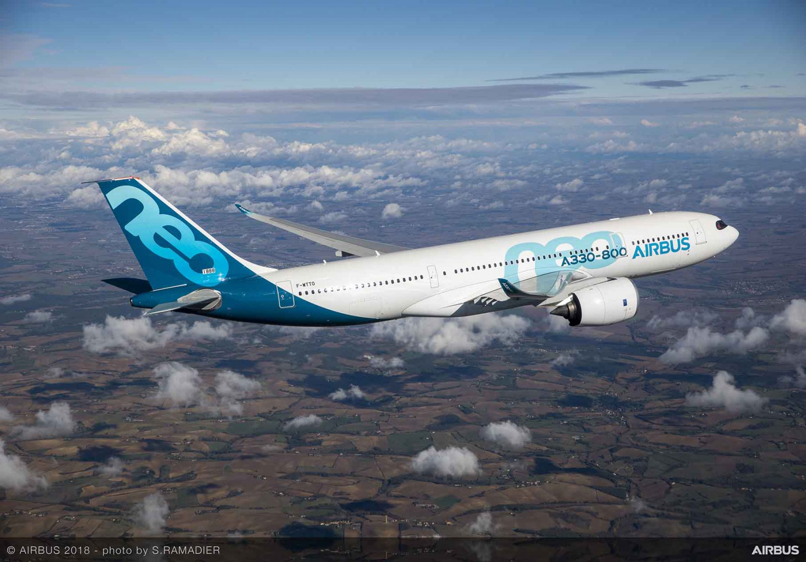 Schneider Barbados Test Airbus A330 800 Neo Makes First Flight Airline Ratings
