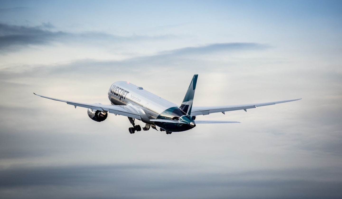 Flights With West Jet Westjet Takes Delivery Of Its First Boeing 787 Airline Ratings