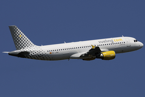 Vueling Airlines Airline Livery Of The Week: Vueling Airlines