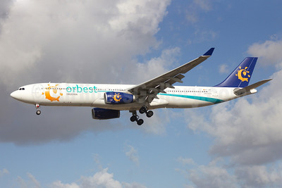 orbest orizonia airlines (spain) | world airline news
