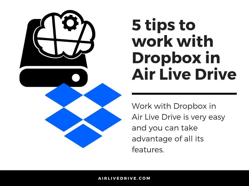 Drive Work 5 Tips To Work With Dropbox In Air Live Drive Air Live Drive En