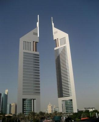 Emirates Towers | Airmaster Equipments Emirates