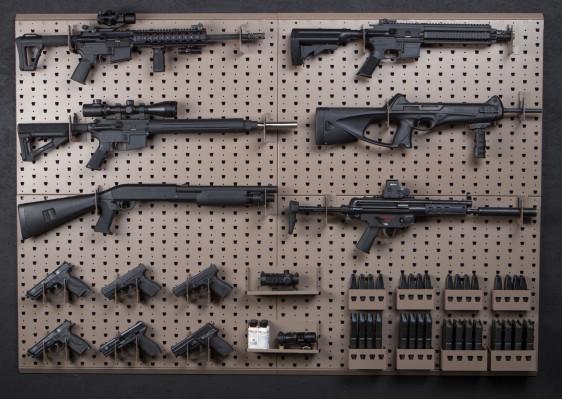 Gun Rack 3 Airsoft Deals