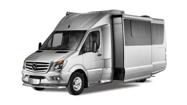 Benz Couch Atlas | Touring Coaches | Airstream