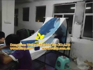 Air Swimmer Knockoffs factory