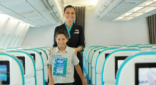Child Car Seat Kuwait Traveling With Children Travel Information Air Tahiti Nui